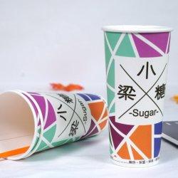 Китай лидер заводе Одноразовые продукты производства бумаги чашки кофе чашки