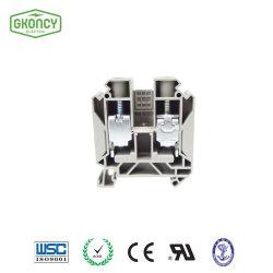 Bornes para carril DIN Conector del cable de bloques