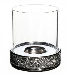 Vente chaude Diamond porte-bougie, un don pour mariage, décoration de Noël