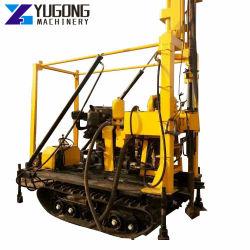Hydraulische rupsmachine voor het boren van diamanten rotssteenkoring