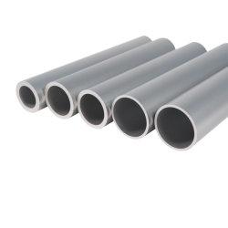 أنبوب ألومنيوم عالي الجودة 6061 أنبوب ألومنيوم للقطع التلقائية تم وضع هيكل بروز من الألومنيوم