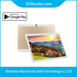Tablette 10.1 pouces 3G téléphone appeler Tablet PC Mtk6582 IPS Écran Quad Core+Dual SIM+GPS+Bluetooth+1g/16g+OTG+WiFi phablet