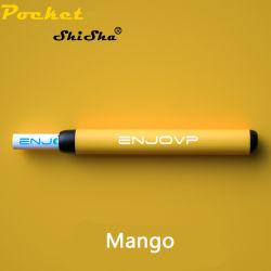 300 inhalaciones de 260mAh Eshisha desechables desechables Enjovp pluma Pluma Vape