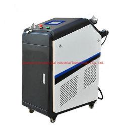 CNC Machine de nettoyage au laser pour la dépose de la rouille et la peinture