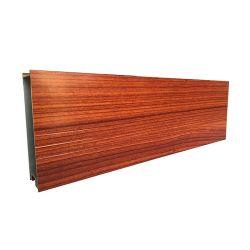 Алюминиевый профиль 6063 T5, T6 древесины зерна