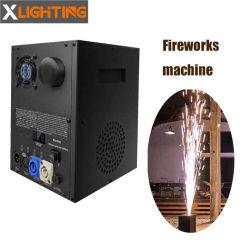 Elektrischer Funken-kalte Feuerwerk-Brunnen-Maschine des Weihnachtsereignis-Dekoration-Ministadiums-Effekt-Geräten-DMX für Stadiums-Hochzeit