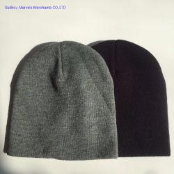 De populaire Volwassene van de Manier van de Winter breide Acryl Warme GLB/Beanie