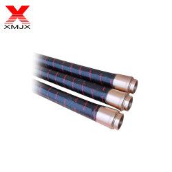 China-industrieller Betonpumpe-spezieller Gummischlauch mit Flansch-Ende
