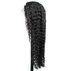 Hüpfwasser Wet Wave 100% Menschliches Haar Weben Unverarbeitet Großhandel Brasilianisches Haar Frontale Spitze Perücke Virgin Menschenhaar Volle Spitze Perücke