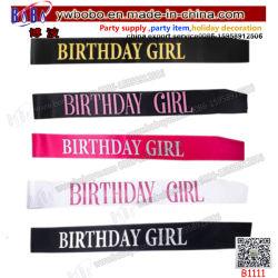 주문 Bachelorette 생일 베비 샤워 신부 당 공단 창틀 (B1111)