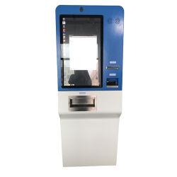 Self Service vreemde valuta omruilmachine Kiosk Gratis staand
