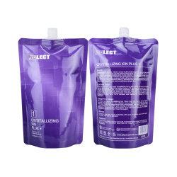 Custom напечатано Food Grade алюминиевую фольгу стенд носик пластиковый футляр для питья выжмите сок из сумки для жидкого закуска