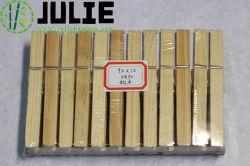 Высокое качество экологически чистые природные 9.0cm деревянные штырьки одежды Одежда из бамбука штифты