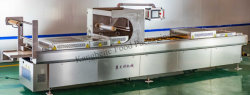 Thermoforming Vacuum Skin Packaging machine Automatic Skin Pack machine