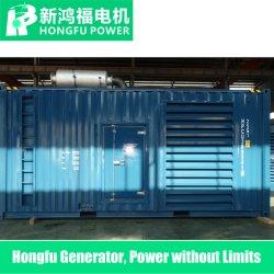 Industriële 800kVACummins Generator met 20gp de Geluiddichte Luifel van de Container