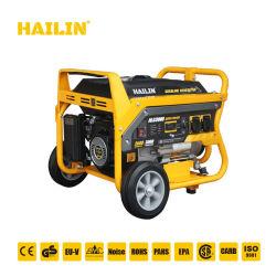 generatore elettrico portatile della benzina di inizio del piccolo indicatore luminoso di potere di 2.6kw 2600W 50Hz 3kw 3000W 60Hz
