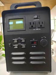 Batterie au lithium de la station d'énergie solaire portable Backup Power 60000 mAh/768W