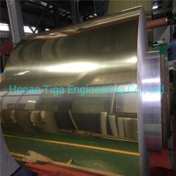 Lo stucco ha impresso la bobina d'acciaio di alluminio ricoperta colore preverniciata PE di alluminio di Sheet/PVDF