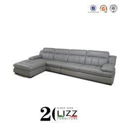 Salone europeo classico moderno L sofà di stile di figura