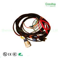 A certificação UL o cabo conector do Conjunto do Chicote Elétrico