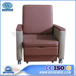 Зал для пациентов больницы с откидной спинкой ожидание складные спальные сопровождать кресло оператора