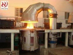 500 кг 750 кг 1000кг 1500кг металлических стальной корпус из алюминия индукционные печи плавления с емкость для сбора пыли
