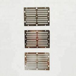 الفولاذ المقاوم للصدأ تبلل الصور المورّد للحرف المعدنية