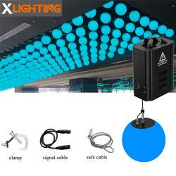 إضاءة LED احترافية رفع الكرة الملونة DMX إضاءة حركية LED