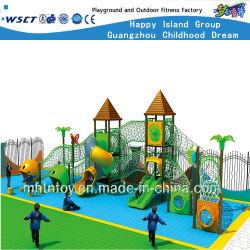 Rohrleitung-Serien-im Freienspiel-Spielplatz-Sets mit Plättchen Hf-18401