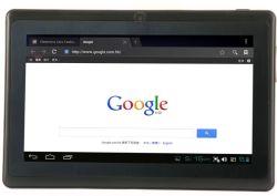 7 Touchscreen 4.0 van de duim A13 Androïde MEDIO PC van de Tablet (X6-7A)