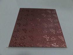 Panel PVC laminado Panel del techo de PVC, el plástico productos decorativos