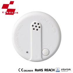 Sensore per sistema di allarme domestico wireless approvato CE EN14604, misura mini Allarme fumo a lunga durata