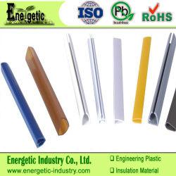 Profil d'extrusion de plastique personnalisé