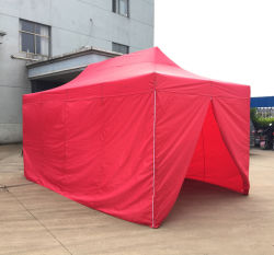 مظلة منبثقة للخدمة الشاقة سهلة الاستخدام حتى 6 أشهر
