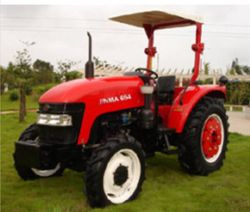 JM 654 Vierwielige Grote Tractor