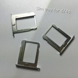 Bandeja porta tarjeta nueva y original bandeja de la tarjeta SIM para iPhone 4 y 4s