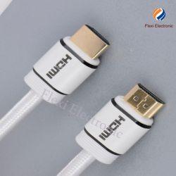 HDMI au mâle de câble de HDMI au mâle pour TVHD DV 1080P avec l'Ethernet