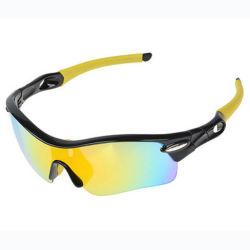 Фотохромных мужчин велосипедного спорта дешевой Китайской Народной Республики солнцезащитных очков для печати логотипа бейсбола на велосипеде промысловых дорог на лошадях очки с объективом 5