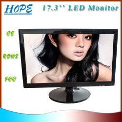 Bonne qualité 17.3 pouces Moniteur LED avec /panneau TFT moniteur LED Commerce de gros