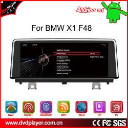 """Carplay Blendschutz10.25 """" Auto-Stereolithographie des Android-7.1 für Anschluss BMW-X1 F48 GPS Navigatior WiFi, Internet 3G"""