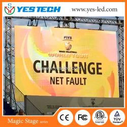 、コマーシャル広告する、競技場のための高い明るさフルカラーLEDの掲示板媒体