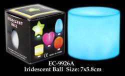 Забавная игрушка мяч Iridescent с возможностью горячей замены