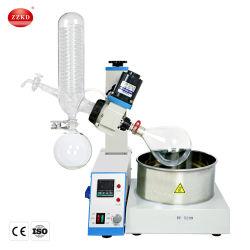 Évaporateur rotatif de distillation sous vide en continu