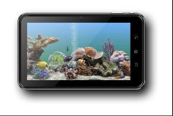 MTK6575 7 인치 3G, Bluetooth, GPS 의 지원 전화 부르기에서 건축되는 이동할 수 있는 IPS 정제 PC/MID/UMPC 인조 인간 4.0