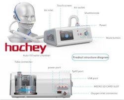 Hochey Medical Best الجودة بيع القنية الناصرية أجهزة ترطيب التنفس أداة معالجة الأكسجين السعر أرخص الدرجة