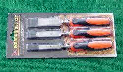 3pcs/Set Ciseaux à bois pour le travail du bois