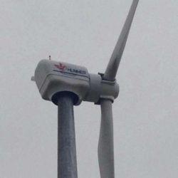 Produção de Eletricidade da Turbina Eólica Hummer 60kw