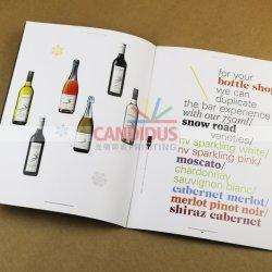카탈로그 소책자 플라이어 서류상 광고 인쇄
