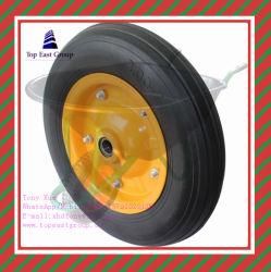 Neumáticos Neumáticos carretilla triciclo ruedas de espumas de poliuretano de la rueda de carretilla 300/350 400-8-4