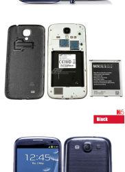 """Quadrato-Memoria originale sbloccata 4.8 """" 8MP WiFi3g&4G GSM GPS Android 16gbrom Que del telefono mobile di Gelaxy S3 I9300"""